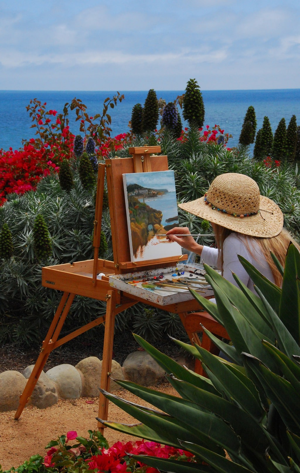 Art all around Laguna Beach