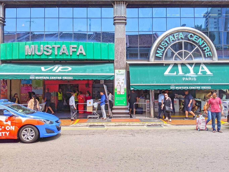 Get lost in Mustafa