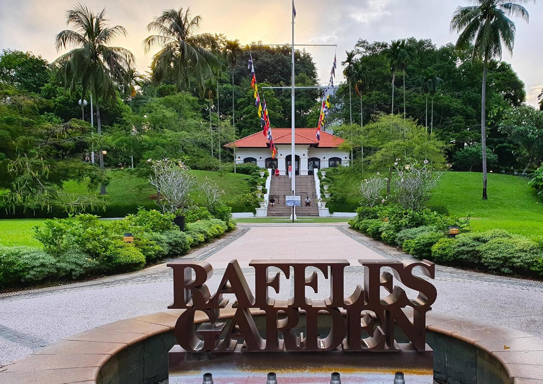 Raffles Garden