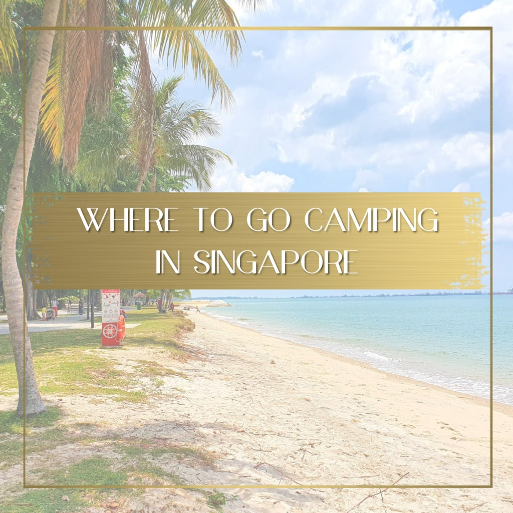 Where to go Camping in Singapore