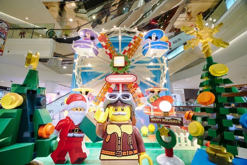 CapitaLand Lego festive Carnival