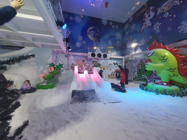 tokidoki Snow Holiday