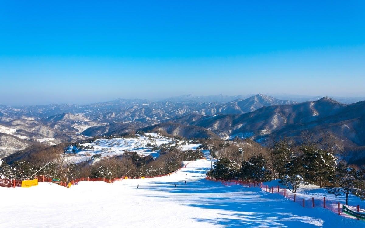 Vivaldi Park near Seoul