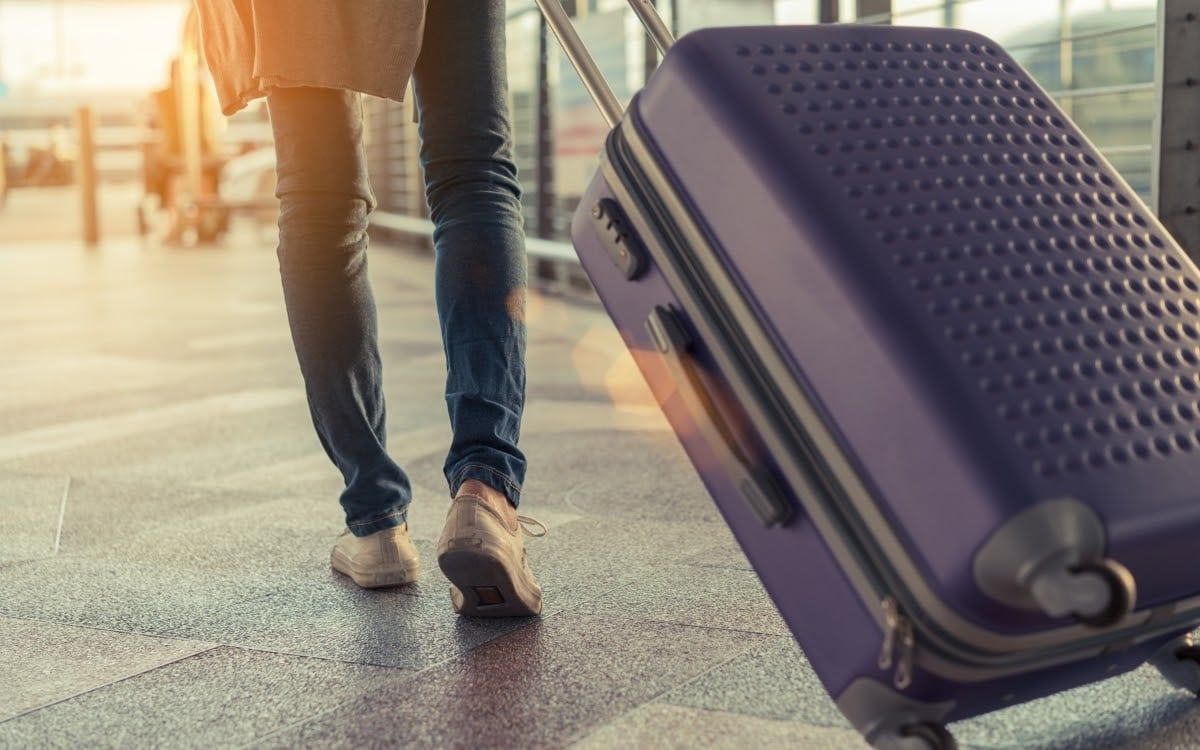 Get some good quality luggage for long term use