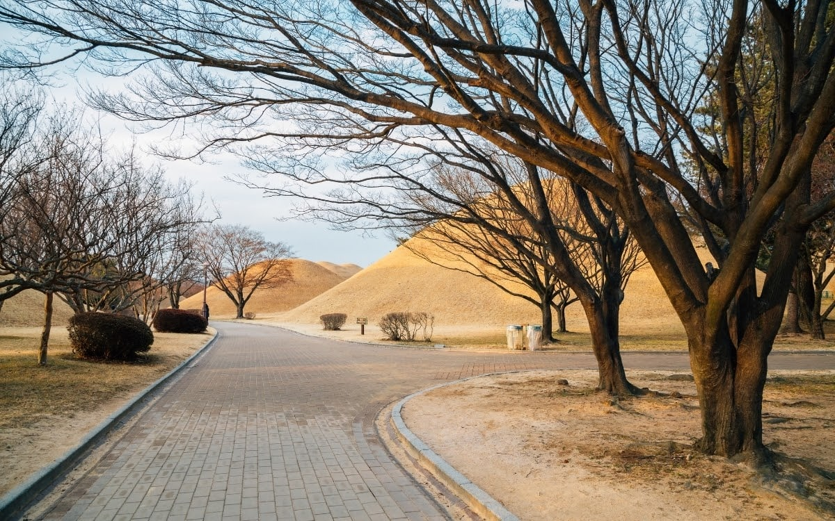Gorgeous Gyeongju