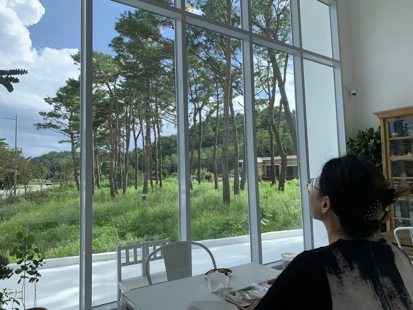More beautiful coffee shop views in Gangneung