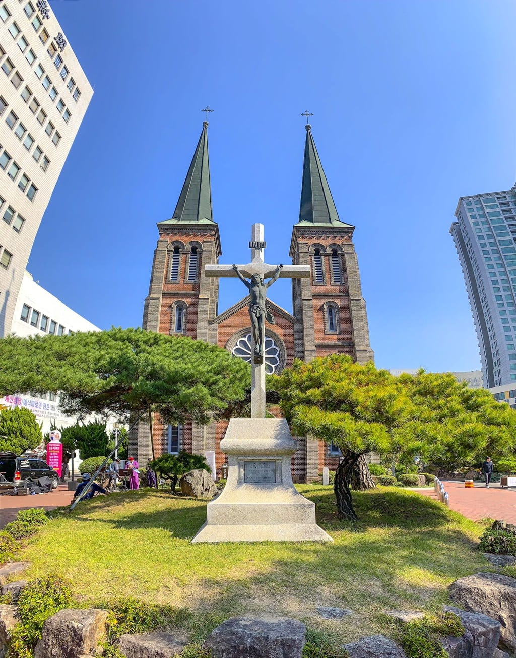 Gyesan Church