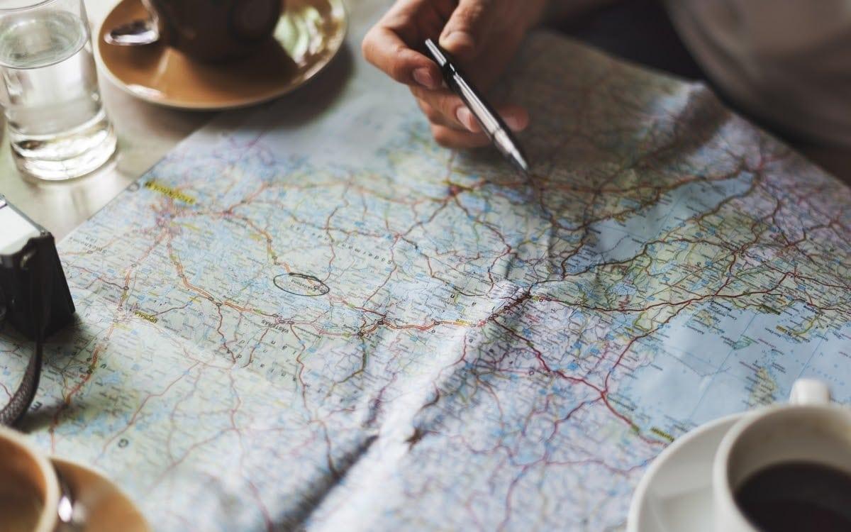 Study your destination & plan out your trip