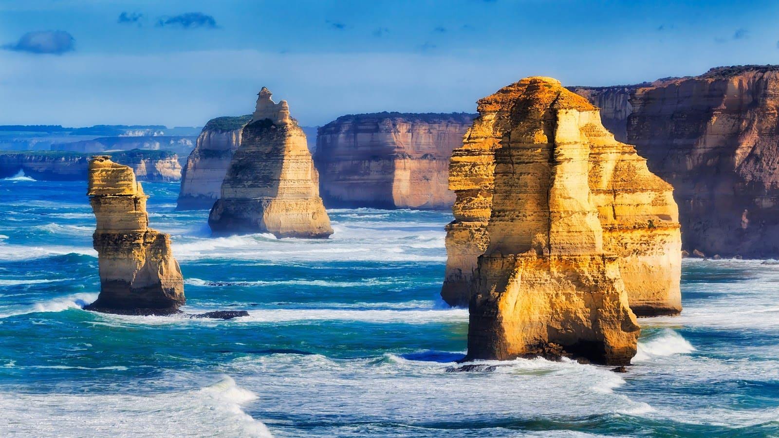 Beautiful nature of Australia