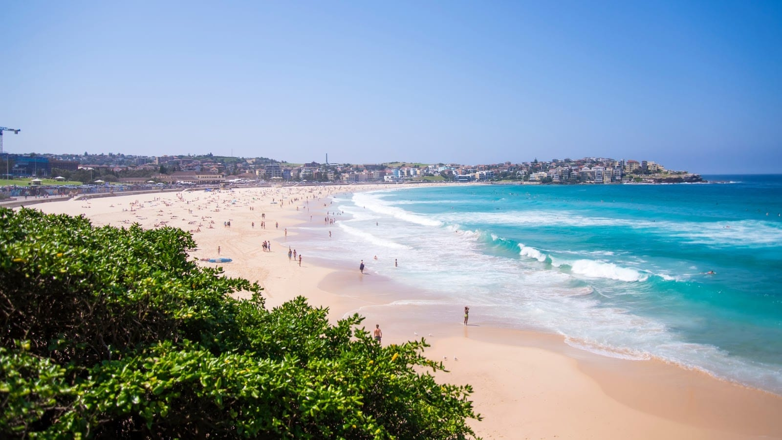 Beaches are a top consideration when choosing to move to Australia