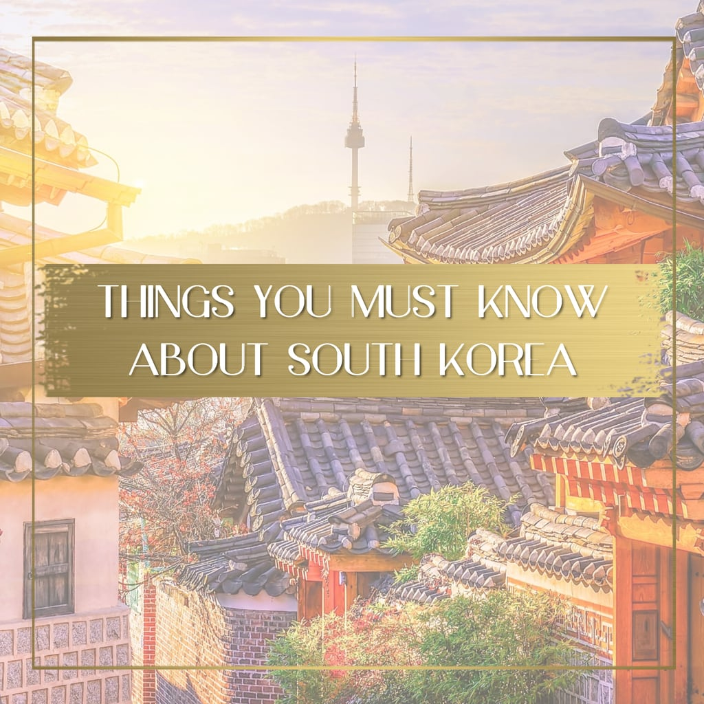 Traveling to South Korea feature