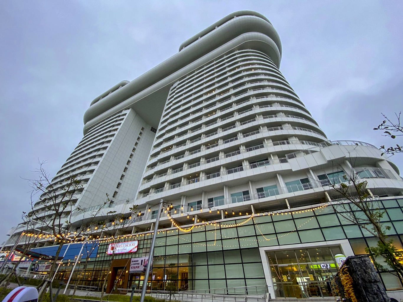 Golden Tulip Skybay Hotel in Gangneung