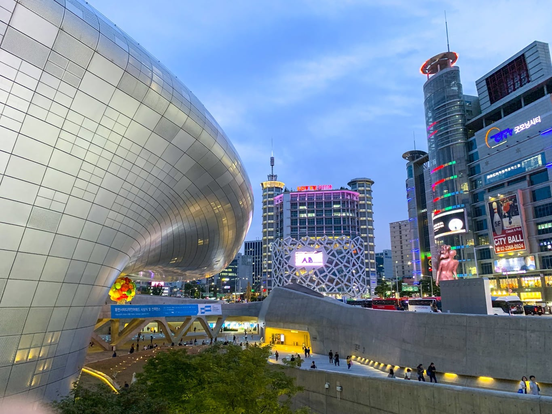 Department Stores in Dongdaemun