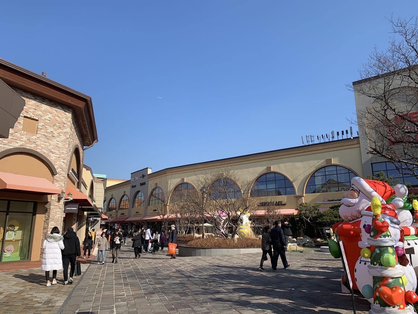 Lotte Premium Outlet in Giheung, Gyeonggi Province