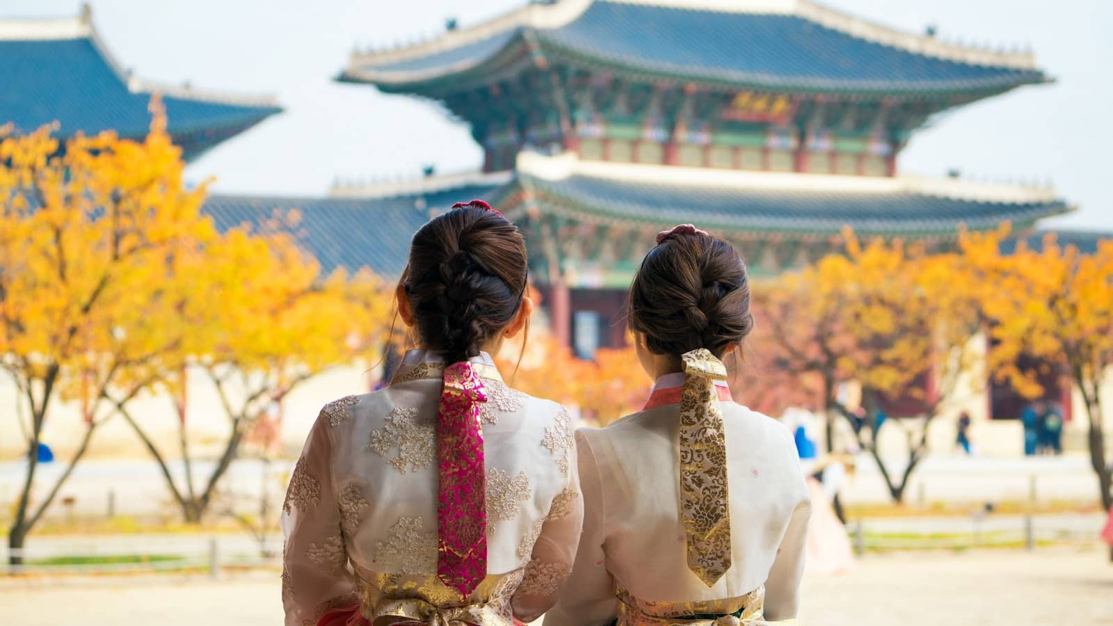 Understand the imbedded culture in South Korea