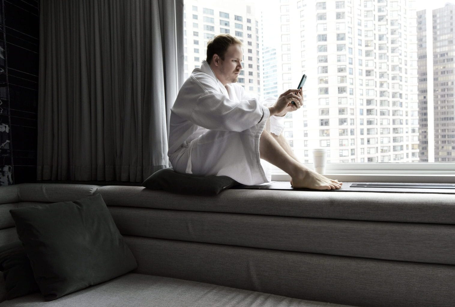 Experience a digital concierge service