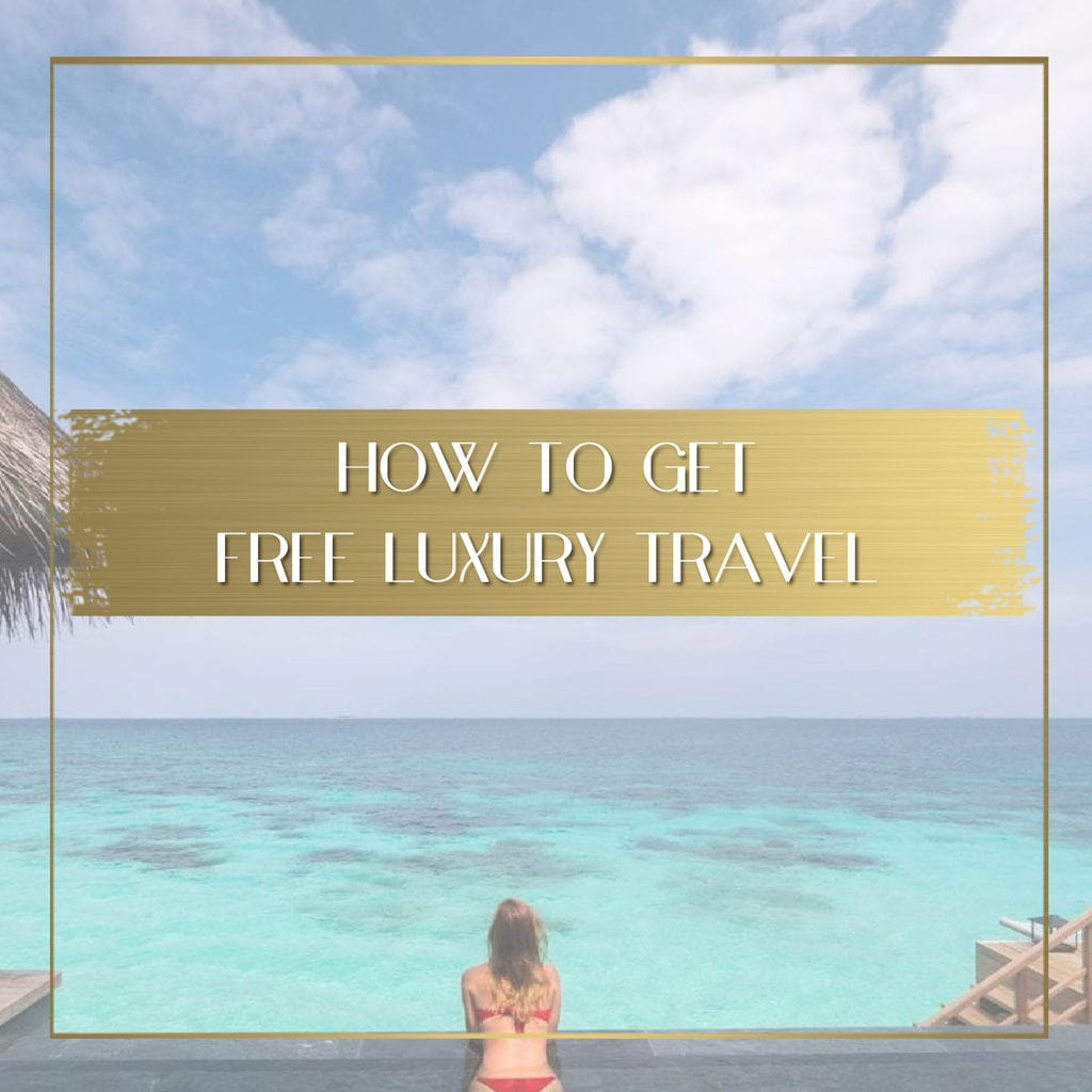 Free Luxury Travel feature