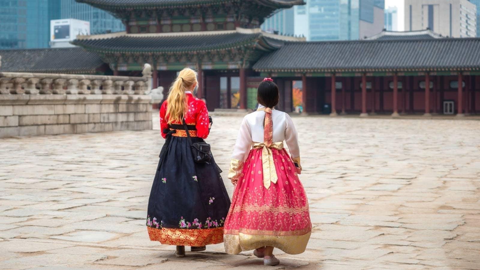 LGBTQIA+ travel safety in South Korea