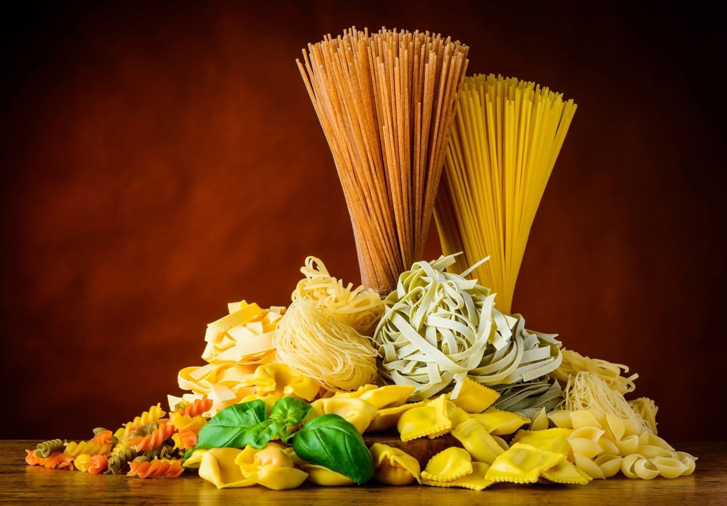 See all the kinds of pasta at the National Pasta Museum
