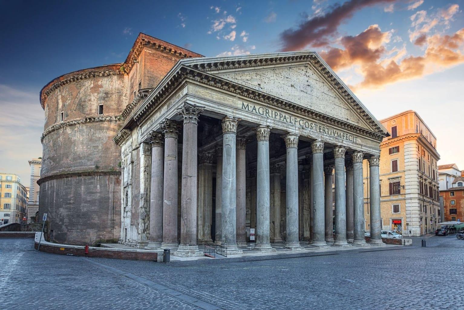 The epic Pantheon