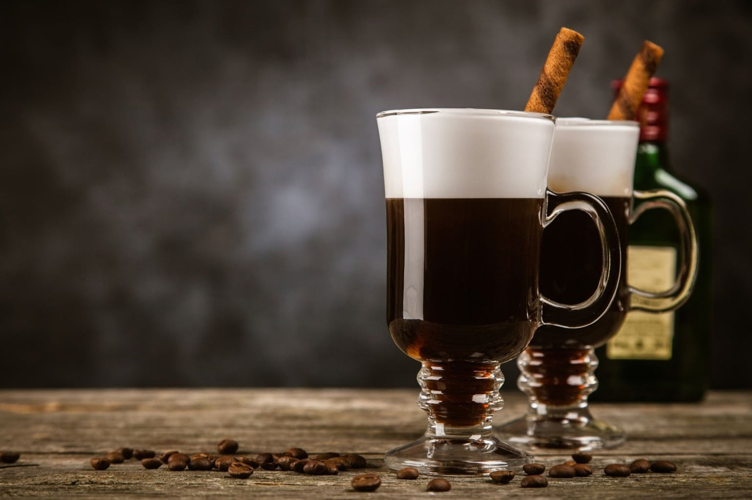 Sneaky liqueur coffees can be found worldwide