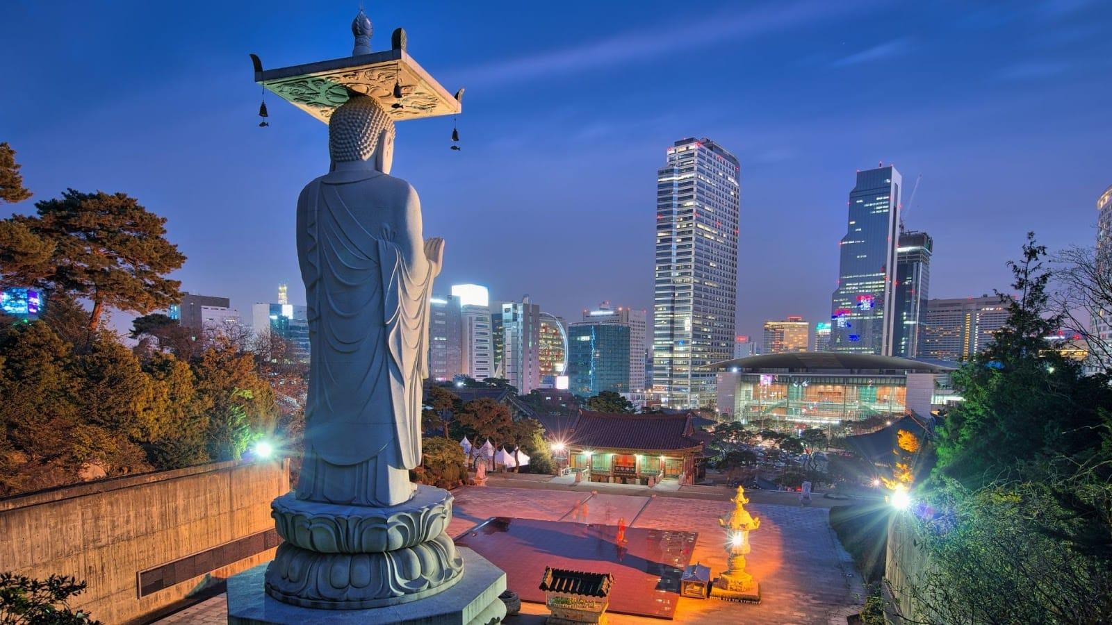Generally South Korea is very safe for travellers