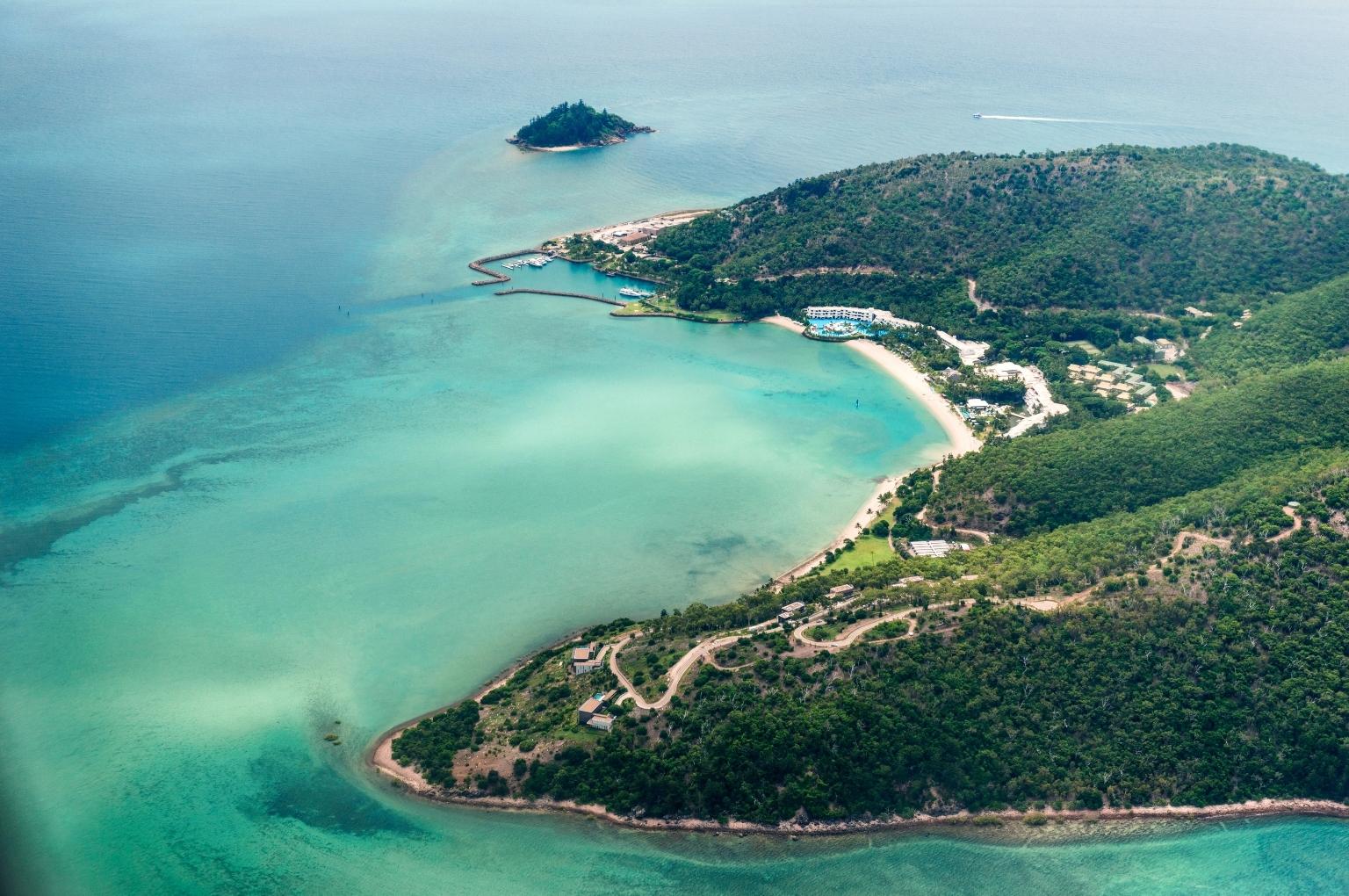 Luxurious Hamilton Island