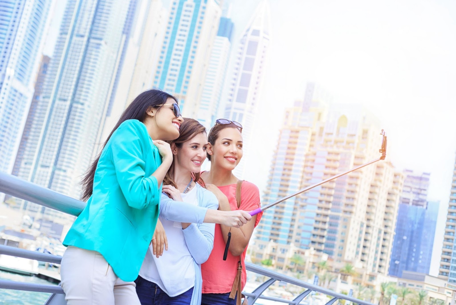 Over 50% of Dubai is aged 25-49
