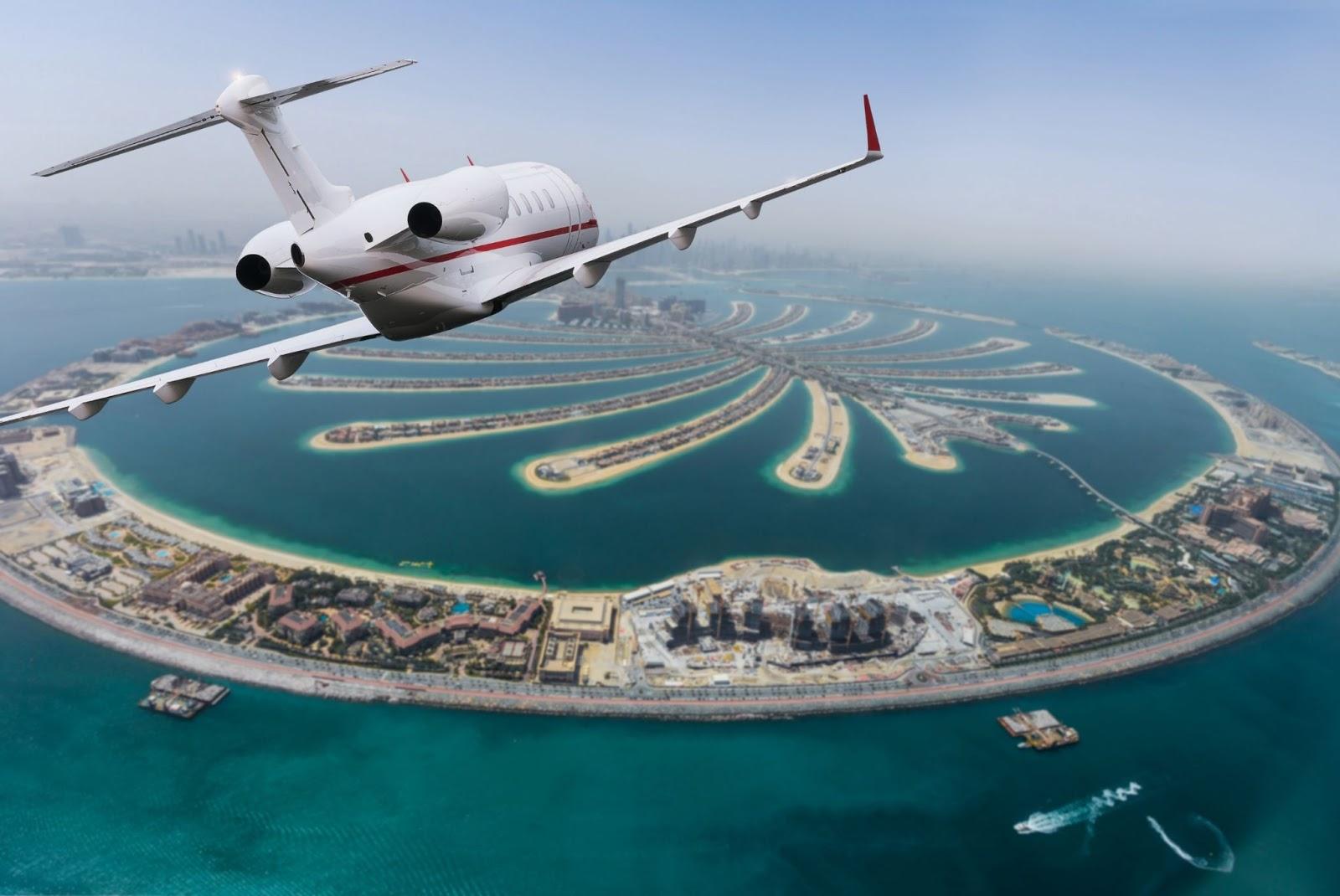 Dubai's Artificial Palm Islands